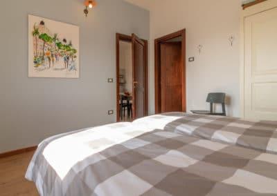Slaapkamer appartement Oliva