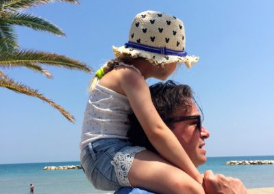 Kindvriendelijke stranden Grottammare