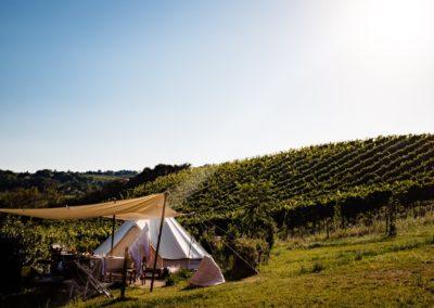 kamperen-wijngaard-italie-boerderijvakantie-fortunaverde